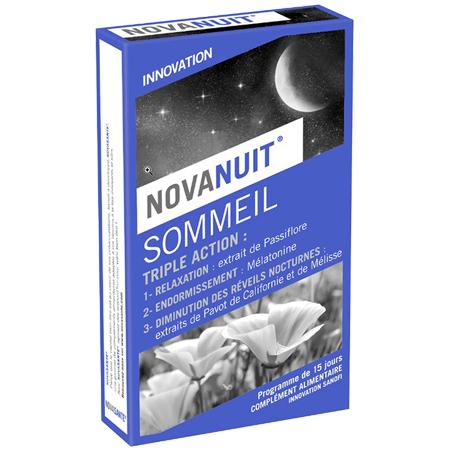 Novanuit 100% remboursé via Consosmart