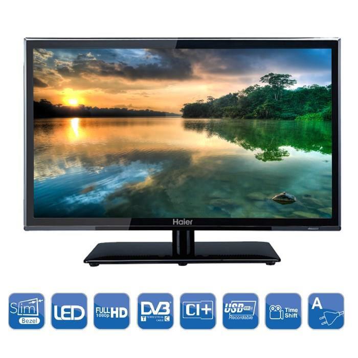 """Télévision 22"""" Haier LE22G690CF - Full HD"""