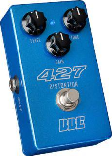 Pédale d'effet BBE 427 Distorsion pour guitare