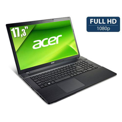 PC portable Acer V3-772g - i7-4702MQ - HDD 750 Go - RAM 8 Go - NVIDIA GeForce GTX 760M (avec ODR 70€)