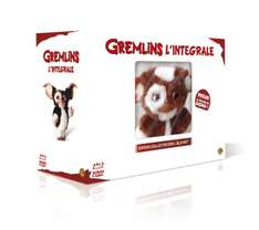 Coffret Gremlins (2 bluray + 2 dvd+ peluche)