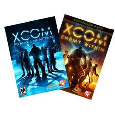 Xcom Enemy Unknown + Enemy Within sur PC (Steam)