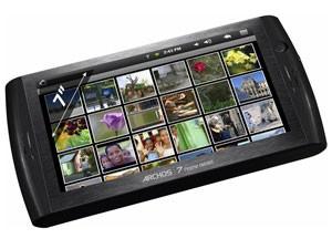 ARCHOS  7 HOME TABLET - Tablette Tactile 7'' - 8 Go - Wi-Fi - Android 1.5 - Noir