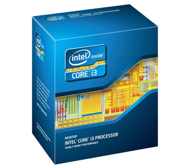 Processeur Intel i3 Ivy Bridge 3250 - 3,50 GHz, Cache L3 3 Mo, Socket LGA1155