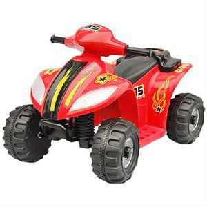 Mini Quad Electrique Enfant Rouge (24.99€ avec buyster)