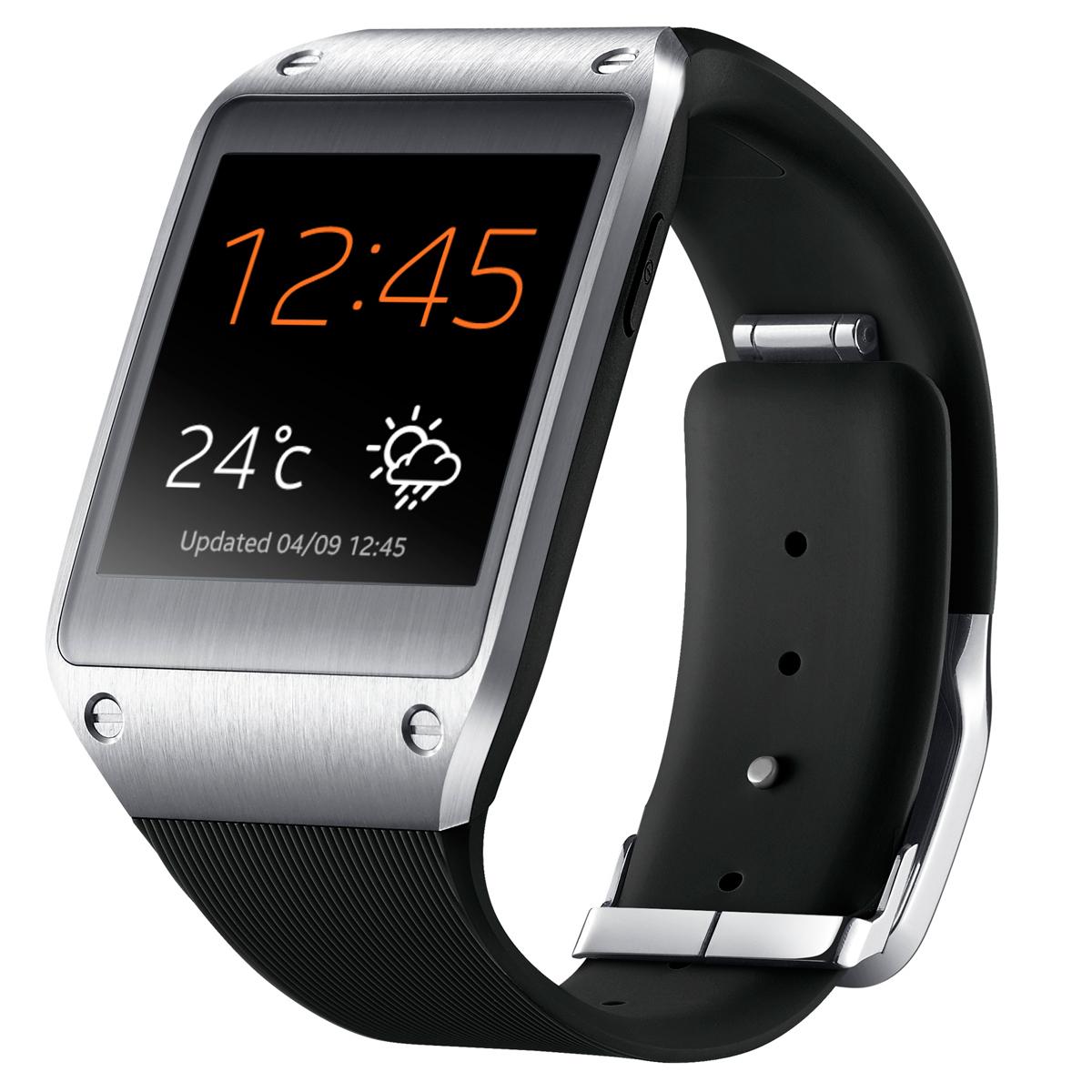 Montre connectée Samsung Galaxy Gear  ( ODR de 100€)  à 89.99€ via Buyster, sinon