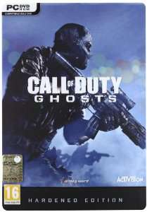 Call of Duty Ghost Hardened Edition sur PC