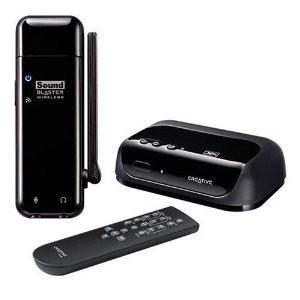 Carte son Creative Sound Blaster Wireless Music System (Transmitter + Receiver)