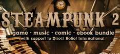 Steampunk 2 Bundle : 5 Jeux PC (Airship Dragoon, Syberia 1 & 2...)