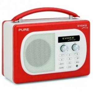 Radio Design Pure Evoke Mio (Lava)