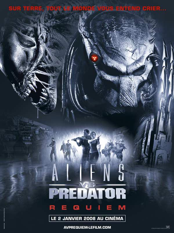 Alien Vs. Predator - Requiem gratuit pour les membres gold