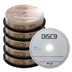 50 Blu-ray vierge BD-R 25Go 4x