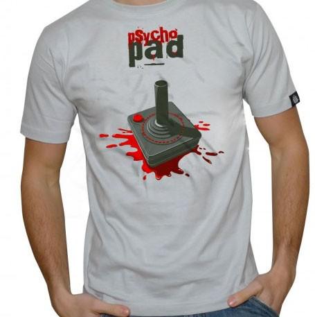 Promotion sur une sélection de T-shirts - Ex: T-shirt Homme Psycho Pad