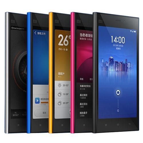 Smartphone Xiaomi MI3 64Go (+ Routeur WIFI Xiaomi Offert)