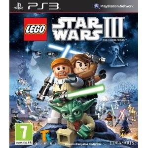 Lego Star Wars III The Clone Wars sur PS3