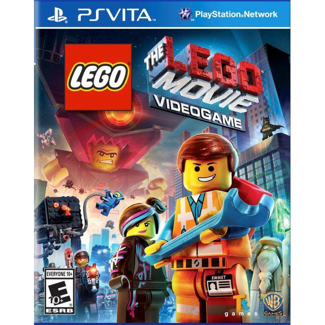 Lego La Grande Aventure sur PS Vita (US)