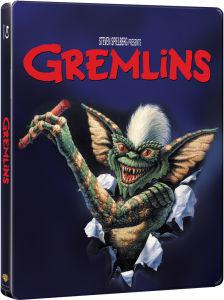 Blu Ray Gremlins Édition Limitée  Steelbook