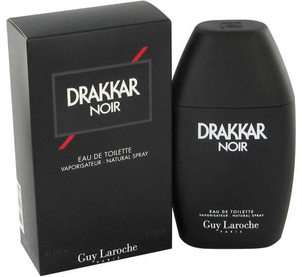 Eau de Toilette Guy Laroche Drakkar Noir 100ml à 24,79€ et 200ml