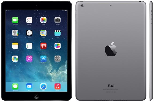 iPad Mini Retina WiFi 16 Go gris sidéral
