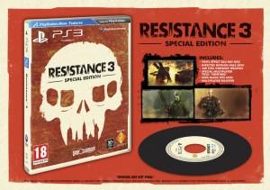 Resistance 3 Edition Spéciale Limitée