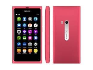 Smartphone Nokia N9 Pink 16 Go