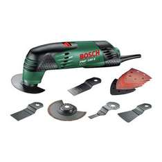 Outil Multifonctions Bosch PMF 180 E Set