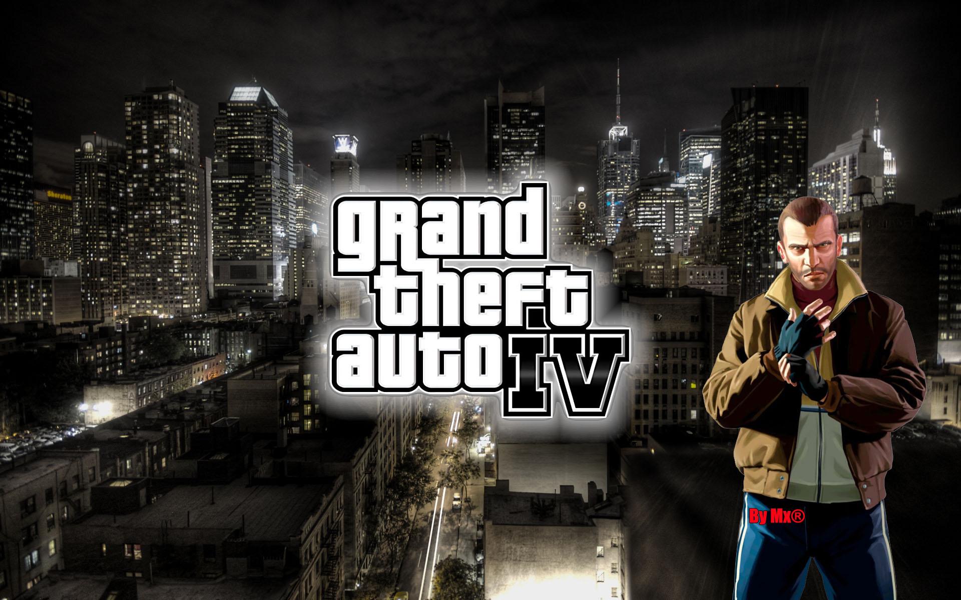 Grand Theft Auto IV sur PC (Dématérialisé)
