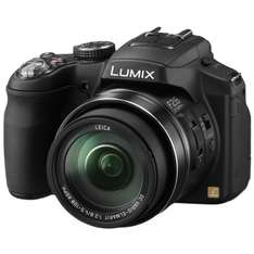 Appareil photo Panasonic Lumix DMC-FZ200 noir (12.1MP, zoom×24, Full HD)