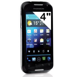 "Smartphone Thomson 4"" TH-1127M X-Link Dual Sim 3G+ - Android 4.0"