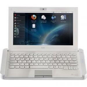 "Netbook HERCULES 10.1"" eCAFE Slim HD White"