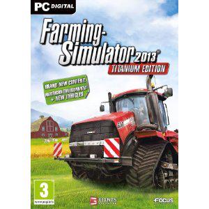 Farming Simulator 2013 - Titanium Edition sur PC dématérialisé