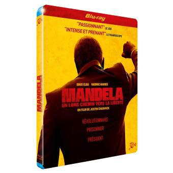 [Offre adhérents] Pré-commande Blu-ray Mandela (+ chèque cadeau de 10€ offert)
