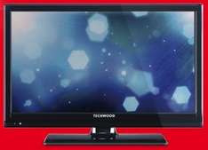 "TV LED 20"" Techwood 720p (1x USB, HDMI)"