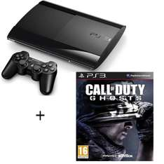 Console Sony PS3 12 Go + Call of Duty Ghosts