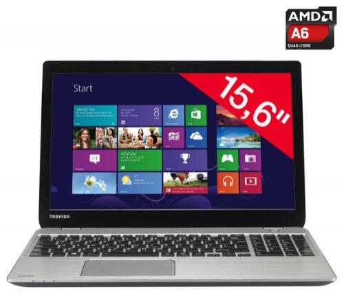 PC portable Toshiba Satellite M50D-A-10N - AMD Fusion Quad-Core A6-5200 2 GHz