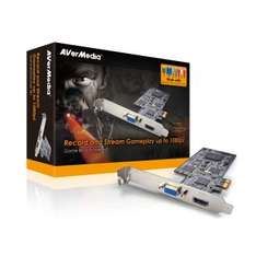 Carte d'acquisition Avermedia Game Broadcaster HD