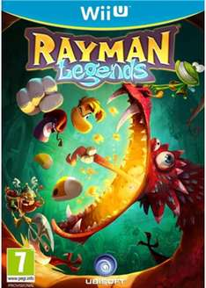 Rayman Legends sur Wii U