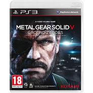 Metal Gear Solid V: Ground Zeroes sur Xbox 360 et PS3