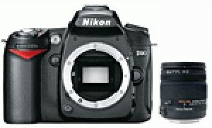Nikon D90 + Sigma DC OS HSM 18