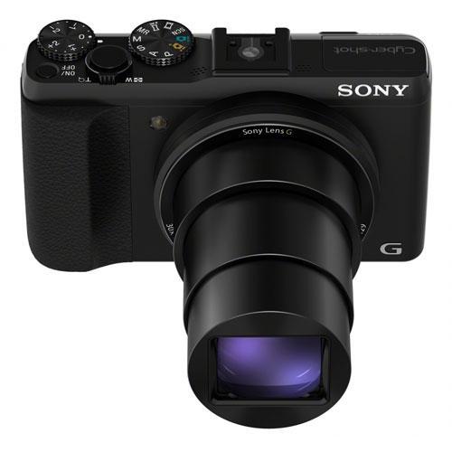 Appareil photo Sony Cyber-shot DSC-HX50V Noir - WiFi - GPS