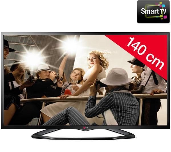 """TV LED 55"""" LG 55LN575S - Smart TV, Wifi"""