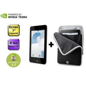 Tablette HP Slate 7 Plus + Etui HP (avec ODR 30€) à 99,99€ via buyster sinon