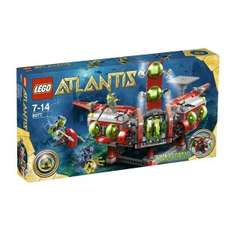 Lego - Le QG d' exploration Atlantis