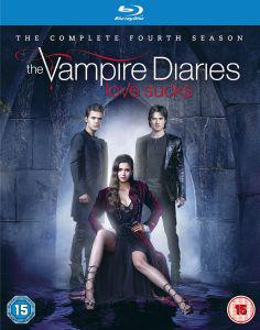 Coffret Blu-ray The Vampire Diaries - Saison 4