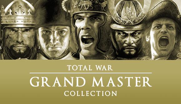 Grand Master Collection Total War (dématérialisé - steam)