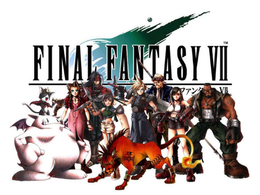Final fantasy 7 (dématérialisé) sur PC