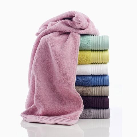 Sélection de produits (Linge de maison) à -50% - Ex : Serviette invitée coton égyptien 630g/m2 YSE
