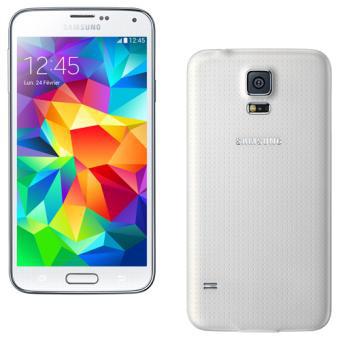 Pré-commande : Smartphone Samsung Galaxy S5 Blanc