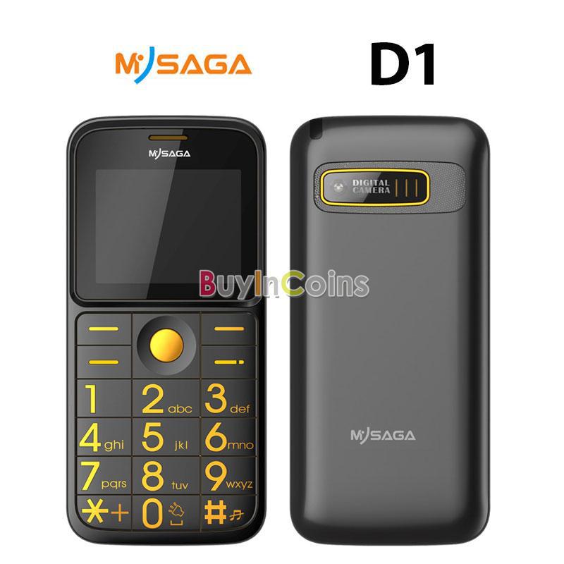Téléphone Mysaga D1
