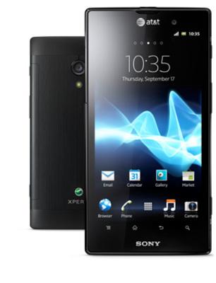 Sélection de produits soldés - Ex : Smartphone Sony Xperia SL 32 Go (Reconditionné)